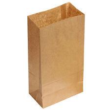 Pop 10pcs Small Kraft Paper Gift Candy Bag Vintage Wedding Treat Brown Pa Pro AU