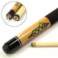 Powerglide TRIQUETRA Centre Joint American Pool Cue - 10mm Tip