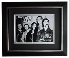 More details for steve hackett signed 10x8 framed autograph photo display genesis music coa