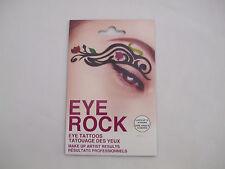 Eye Rock Eye Tattoos Coloured Tulip New