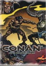 Conan Art Of The Hyborian Age Complete 72 Card Base Set