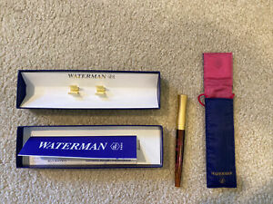 Waterman Audace Ballpoint Pen / NEW IN BOX
