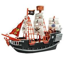 Deluxe Detailed Toy Pirate Ship Toy Play Rhode Island Novelty New