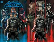 Detective Comics #1027 Unknown Comics Kael Ngu Exclusive Var Joker War 2 Pack Pr