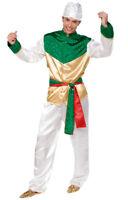 costume deguisement HOMME DANSEUR BOLLYWOOD BOY HINDOU TAILLE UNIQUE NEUF 9408