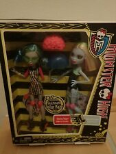 Monster High Ghoulia Yelps Abbey Bominable Skultimate Roller Maze   Neu NRFB