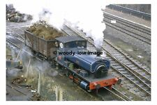 pt7970 - Railway Engine - Crossleys Scrapyard Shipley Yorkshire - photograph 6x4