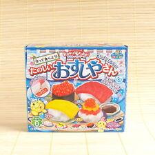 Japan Kracie SUSHI KIT Popin' Cookin' Candy w/ Soy Sauce Japanese DIY fun
