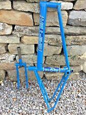 1981 Raleigh MK2 Grifter frame and forks prissy blue vintage