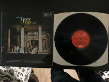 New listing TCHAIKOVSKY - EUGENE ONEGIN USSR His Masters Voice 12 Inch Vinyl EMI 1970