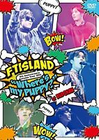 "FTISLAND-AUTUMN TOUR ""WHERE'S MY PUPPY?"" Free Shipping with Tracking# New Japan"