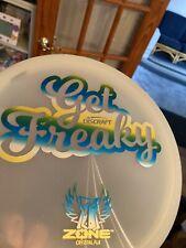 Discraft Get Freaky Glo Zone *Brodie Smith Glow Disc*