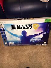 Xbox 360 Activision Guitar Hero Live NIB