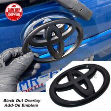 Toyota Camry 4Runner Corolla Matrix Rav4 Sienna Trunk Lid Overlay Add-On Emblem (Fits: Toyota)