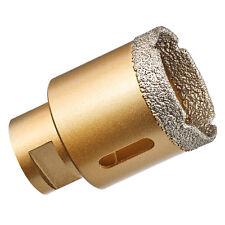 GraniFix® Ø 40 mm Diamantbohrer M14 Bohrkrone Fliesenbohrer Trockenbohrer Granit