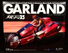 Yamato Mega Zone 23 Megazone 1/15 Complete Deformation Garland Figure New
