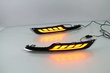 LED Daytime Running Light DRL Fog Lamp Turn Signal