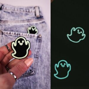 Ghost PATCH - Glow in the dark!