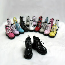 Mimi Collection MSD DOC 1/4 Bjd Obitsu 60cm Doll Boot High Hill Shoes Black