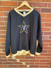 Vanderbilt Commodores Pullover Jacket size Large