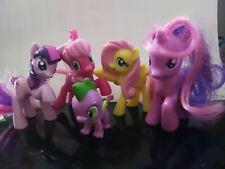 My Little Pony lot of 5
