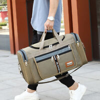 Waterproof Travel Sports Duffle Bag Gym Bag Durable Oxford With Shoulder Strap