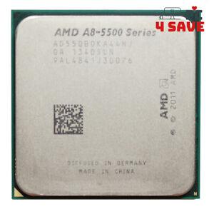 AMD 4-Core A8-5500B Series AD550B0KA44HJ 3.2GHz Socket FM2 Desktop Processor CPU
