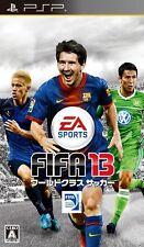UsedGame PSP FIFA 13 World Class Soccer [Japan Import] FreeShipping