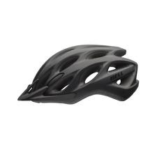 Bell Tracker Unisex 25 Vent Dial Fit MTB Bike Safety Helmet Matt Black 54-61cm