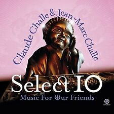 CLAUDE & CHALLE,JEAN-MARC CHALLE - SELECT 10  2 CD NEU