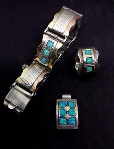 Sterling Silver 925 Gold 9K Opalite Set Ring Pendant Bracelet Israel
