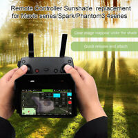 DJI MAVIC MINI AIR PRO SPARK Drone Remote Control Sun Shade Hood for Android IOS