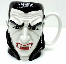 Dracula Telaflora Giant Ceramic Mug or Vase - 7 inches tall