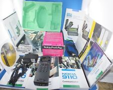 ORIGINALE rae-2n Nokia Communicator 9110 MERCEDES Edition Lease finanziari gsm900 Top