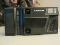 Chinon Auto focus 2001 P&S 35mm film camera
