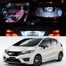 For Honda Fit Jazz White Xenon LED Light Lamp Bulb Interior2 Package 2014-2016