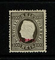 Azores SC# 60, Mint Hinged, Hinge Remnant, small embossing tears - S3194
