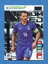ROAD TO EURO 2020 -Adrenalyn Panini- Card LIMITED PREMIUM - BONUCCI - ITALY