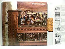 LP,  Musicoramachina, Musikautomatensammlung Heinrich Weiss, Infobeilage, NM