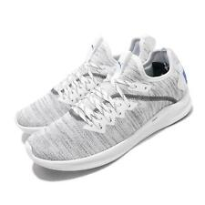 Puma Ignite Flash EvoKnit White Grey Blue Men Running Shoes Sneakers 190508-28