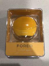 Foreo Luna Mini 3 Yellow Brand New