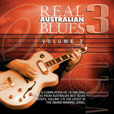 Real Australian Blues Brand New 4 CD collection Remastered Set less< Half Price