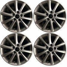 """16"""" Alloy Wheels Rims Fits 2007-2011 Toyota Camry Brand New - Set Of 4"""