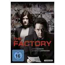 DVD The Factory John Cusack Jennifer Menuisier Mae Whitman Dallas Roberts