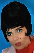 50's Black Doo Wop Beehive Wig