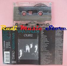 MC VAN HALEN OU812 1988 germany WARNER 925 732-4 cd lp dvd vhs
