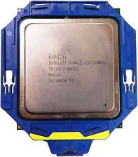 HP Intel Xeon E5-2680v2 > 10 Core 2,8Ghz bis 3,6GHz LGA 2011 CPU 59,7 GB/s 115W