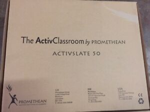 Promethean ACTIVSLATE50  - Graphic Tablet, (NEW)