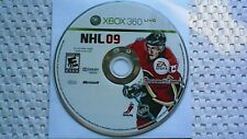 NHL 09 (Microsoft Xbox 360, 2008)