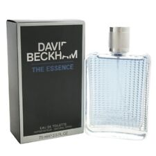 The Essence by David Beckham 2.5 oz EDT Cologne for Men New In Box